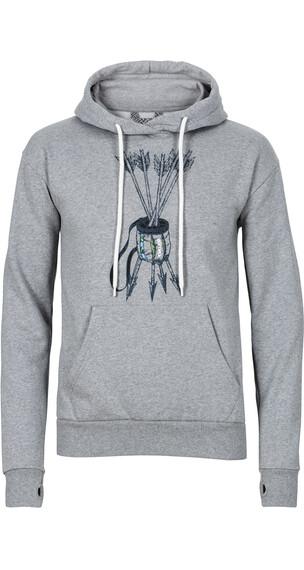 Edelrid Spotter sweater grijs